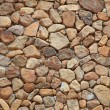 Vintage stone wall - Stock Photo