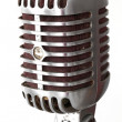 Vintage microphone — Stock Photo #11146274