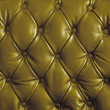 Gold genuine leather — Stock Photo
