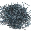 Stock Photo: Heap of Construction Nails