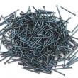 Heap of Construction Nails — Stock Photo