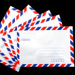 Air Mail Letter Ebvelope — Stock Photo #11146671
