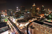 Bangkok skyline — Stock Photo