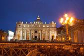 Włochy Rzym Watykan — Zdjęcie stockowe