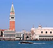 San Macro Church, Venice Duomo ,Venezia Italy — Stock Photo