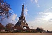 埃菲尔铁塔 — 图库照片