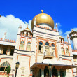 Stock Photo: Masjid Sultan,Singapore