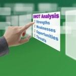 SWOT Analysis — Stock Photo #11163058