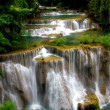 Grand Tropical Waterfall - Foto Stock