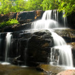 Pangsida Waterfall - Foto Stock