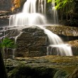 Pangsida Waterfall - Stock Photo