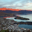 Stock Photo: Cityscape of queenstown