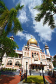 Masjid sultan Singapore — Stock Photo