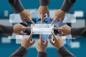 World business Investment — Stock Photo