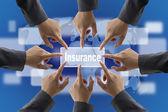 Insurance Risk Management Team — Stockfoto