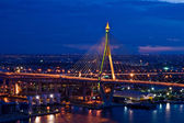 Bangkok Mega Bridge — Stock Photo