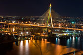 Bangkok Mega Bridge — Stock Photo