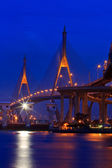 Bangkok Mega Bridge — Stockfoto