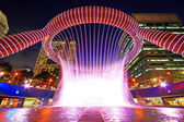 Fountain of Wealth Singapore — Stock Photo