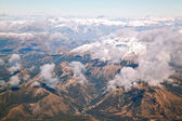 Southern Alps New Zealand — Stock Photo