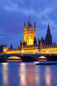 House of Parliament London — Stock Photo