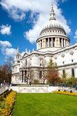 Saint Paul Cathedual London — Stock Photo