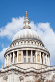 St. Paul Cathedral Dome London — Stock Photo
