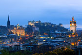 Edinburgh Scotland Cityscape — Stock Photo