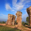 Thailand stonehenge, Mor Hin Khao — Stock Photo