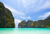 Maya Bay Beach — Stock Photo