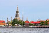 Wat Arun temple bangkok — Stock Photo