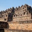 Borobudur Temple Indonesia - Stock Photo