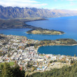Cityscape of queenstown — Stock Photo #11220264