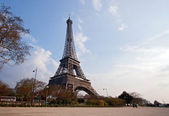 Eiffel Paris — Stockfoto