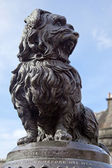 Estatua de bobby edimburgo — Foto de Stock