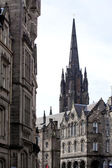St. Giles Cathedral Edinburgh Scotland — Stock Photo