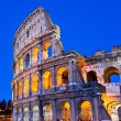 Colosseum rome italy night - Foto de Stock