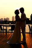 Ronmantic Couples — Stock Photo