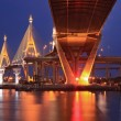 Mega Bridge Panorama Bangkok — Stock Photo
