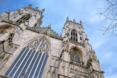 York Minster England — Stock Photo