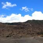 Bromo National Park Landscape — Stock Photo