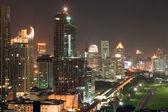 Bangkok skylines — Stockfoto