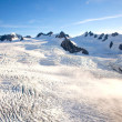 Franz Josef Glacier New Zealand — Stock Photo