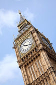 Close up of Big Ben — Foto de Stock