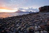 Elgol costa scotland — Fotografia Stock
