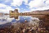 艾琳多南城堡,苏格兰高地 — 图库照片
