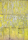 Zelený dřevěný panel pozadí — Stock fotografie