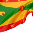 Vector Flags of Grenada — Stockfoto