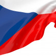 Vector Flags of Czech Republic — Stock Photo #12193550
