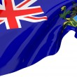 Illustration flags of Pitcairn Islands — Stock Photo #12193951